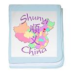 Shunyi China baby blanket