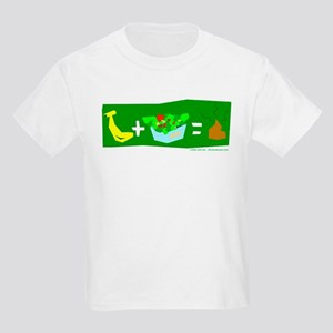 Fruit & Vege make Poopie! Kids T-Shirt