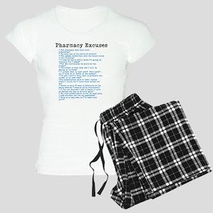 Pharmacy Excuses Pajamas