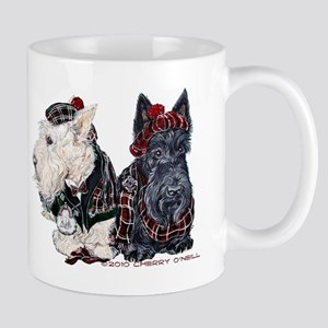 Scottish Highland Terriers Mug