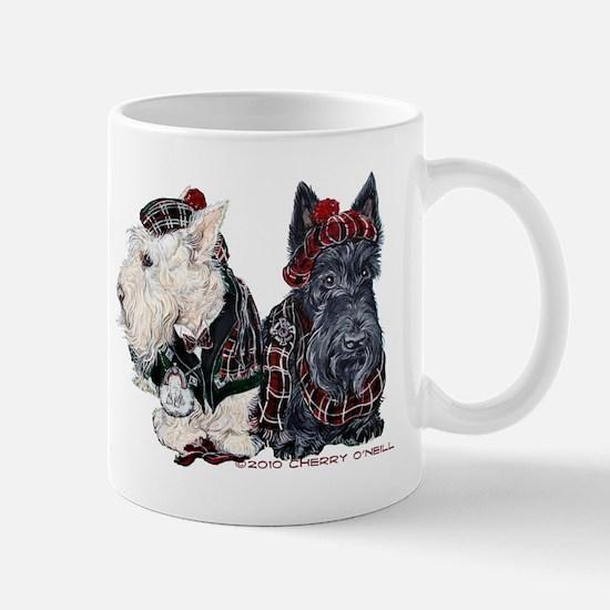 Scottish Highland Terriers Mug