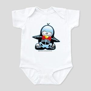 X-Ray Penguin Infant Bodysuit