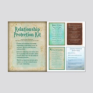 Relationship protection kit cut out card 2