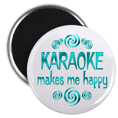 "Karaoke 2.25"" Magnet (100 pack)"