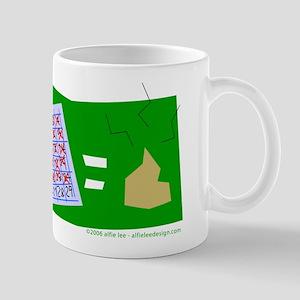 Stale Milk Make Poopie! Mug