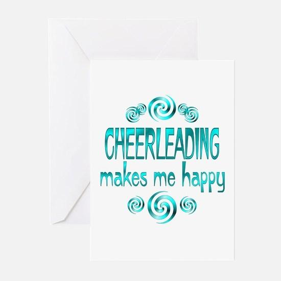 Cheerleading Greeting Cards (Pk of 20)