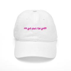 One Got Past the Goalie! Baseball Cap