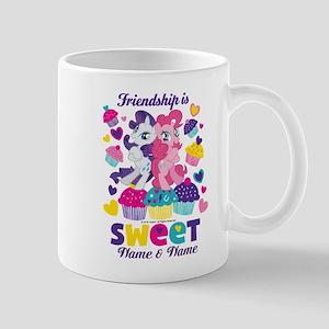 MLP Friendship is Sweet Personal 11 oz Ceramic Mug