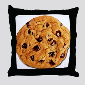 """My Cookie"" Throw Pillow"