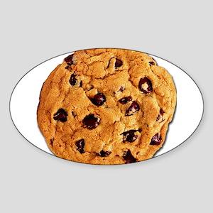 """My Cookie"" Oval Sticker"