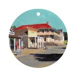 Old Town SD Ornament (Round)