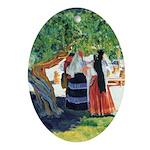Riccoboni Ladies Ornament (Oval)