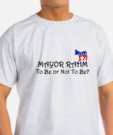Unique Mayor rahm emanuel T-Shirt