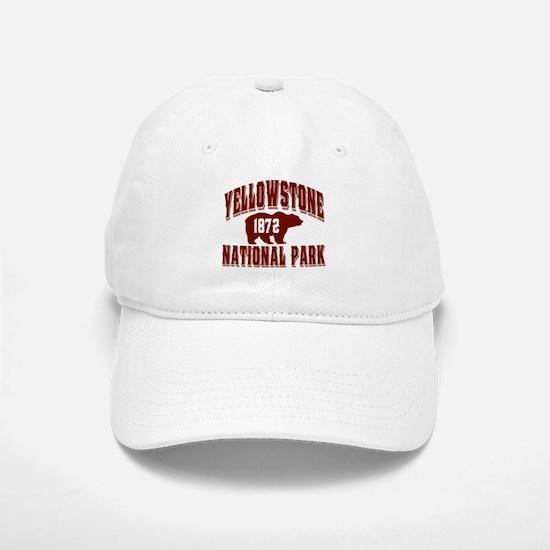 Yellowstone Old Style Vermill Baseball Baseball Cap