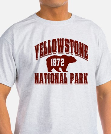 Yellowstone Old Style Vermill T-Shirt