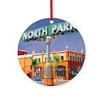 North Park Ornament (Round)