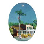 Whaley House Ornament (Oval)
