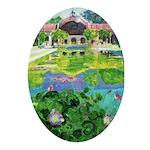 Balboa Park Ornament (Oval)