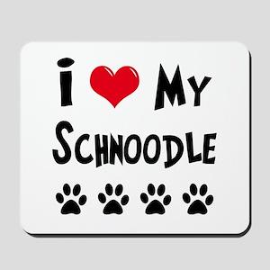 Schnoodle Mousepad