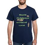 Carry Your Crook Dark T-Shirt