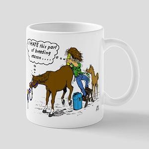 Veterinarian & Horse Mug