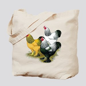 Brahma Rooster Assortment Tote Bag