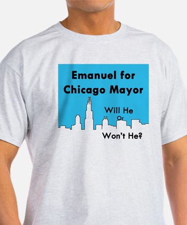 Cool Mayor rahm emanuel T-Shirt