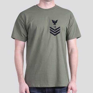 Boatswain's Mate First Class Dark T-Shirt 2