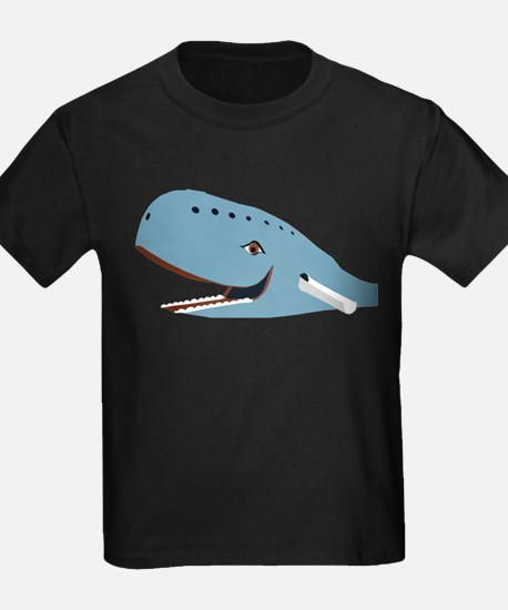 Blue Whale of Catoosa (front) T-Shirt