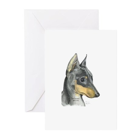 wolfie Greeting Cards