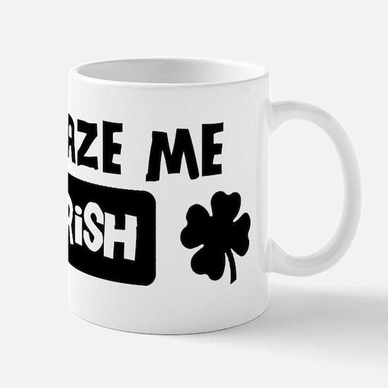 Don't Taze Me I'm Irish