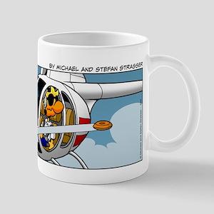 0544 - Flying too low Mug