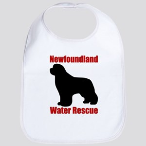 Water Rescue with Silhouette Bib