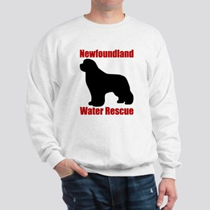 Water Rescue with Silhouette Sweatshirt