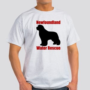 Water Rescue with Silhouette Light T-Shirt