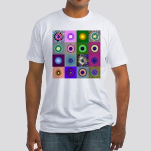 16 Suns Fitted T-Shirt