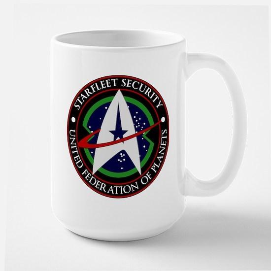 Starfleet Security Large Mug