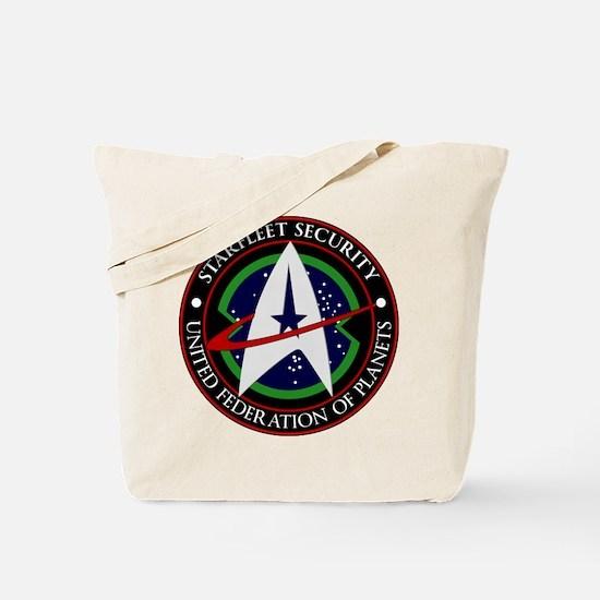 Starfleet Security Tote Bag