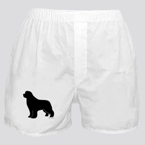 Newfoundland Silhouette Boxer Shorts