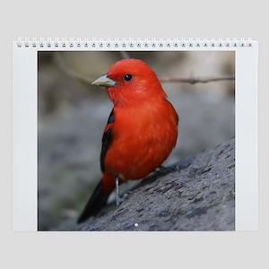 Bird Photo Wall Calendar