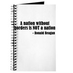 A Nation Without Borders... Journal