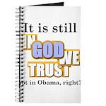In God We Trust Journal