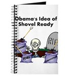 Obama's Idea of Shovel Ready Journal