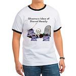 Obama's Idea of Shovel Ready Ringer T