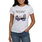 Obama's Idea of Shovel Ready Women's T-Shirt