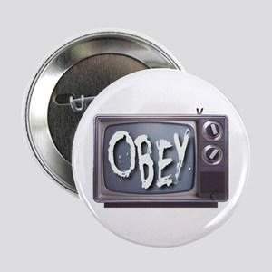 "OBEY 2.25"" Button"