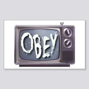 OBEY Sticker (Rectangle)