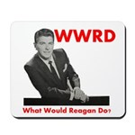 What Would Reagan Do? Mousepad