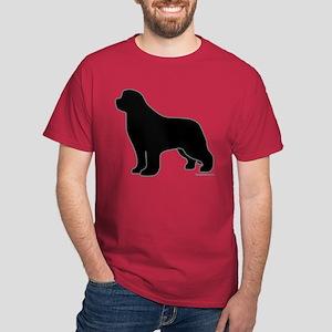 Newfoundland Silhouette Dark T-Shirt