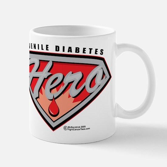 Juvenile Diabetes Hero Mug